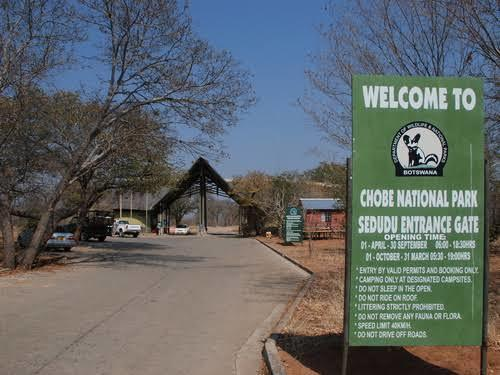 User submitted photo of Chobe National Park