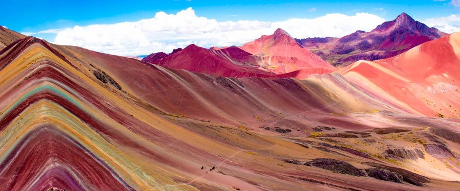 User submitted photo of Rainbow Mountain
