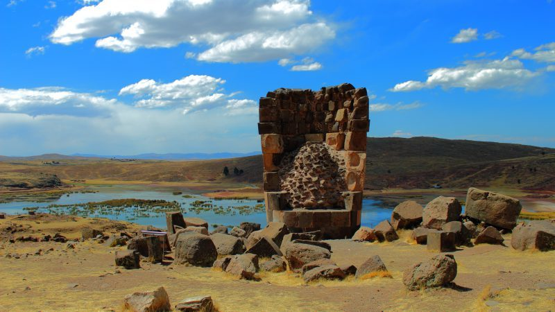 User submitted photo of Sillustani