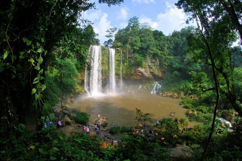 User submitted photo of Agua Azul