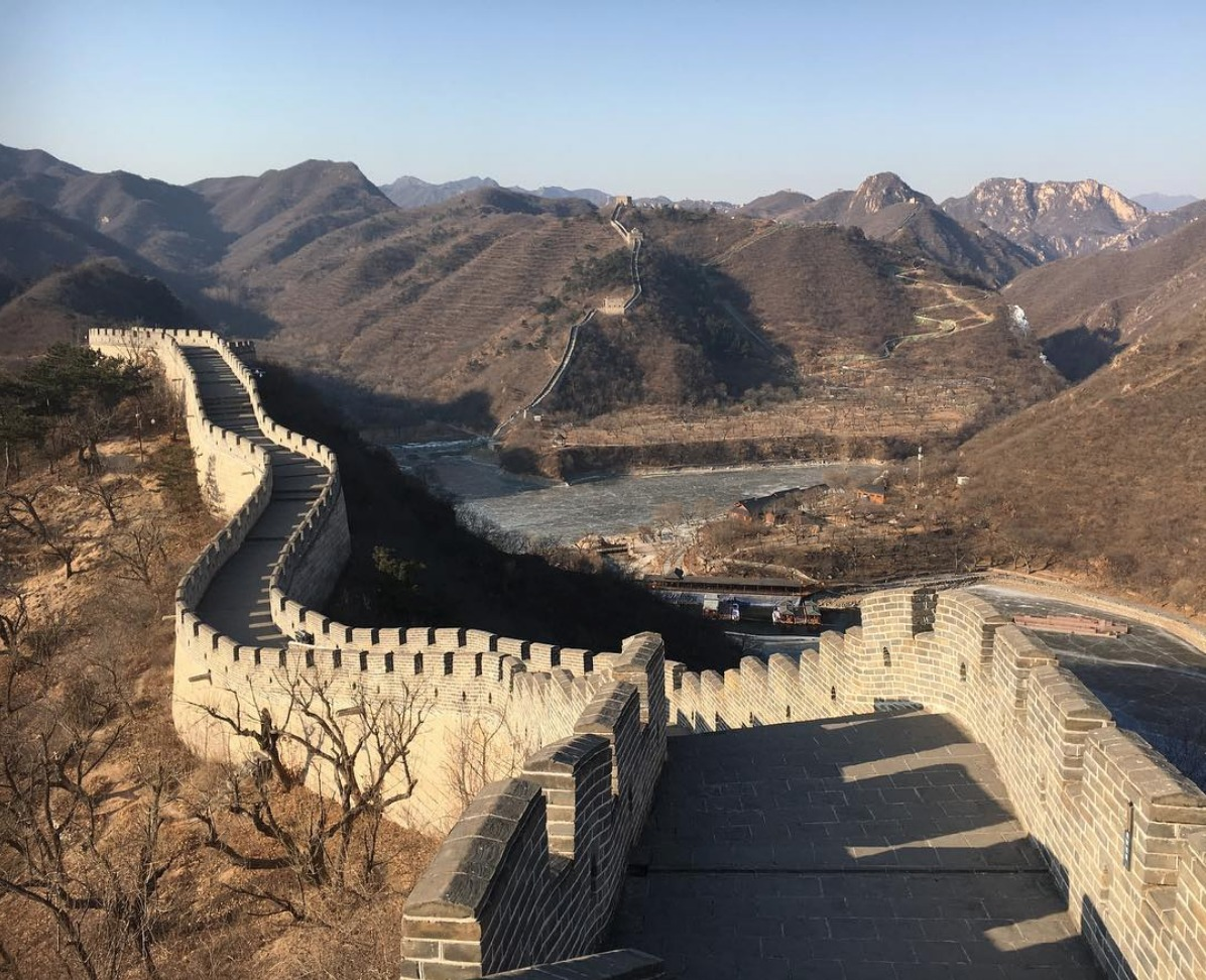 User submitted photo of The Great Wall of China