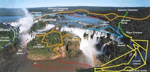 User submitted photo of Iguazu Falls