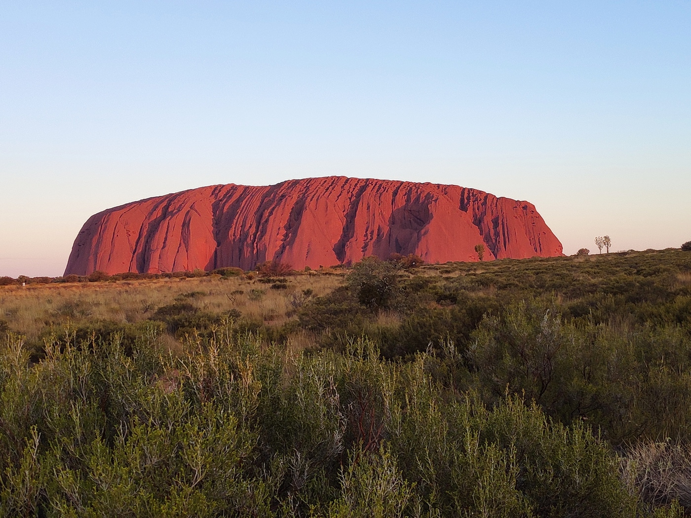 User submitted photo of Ayers Rock