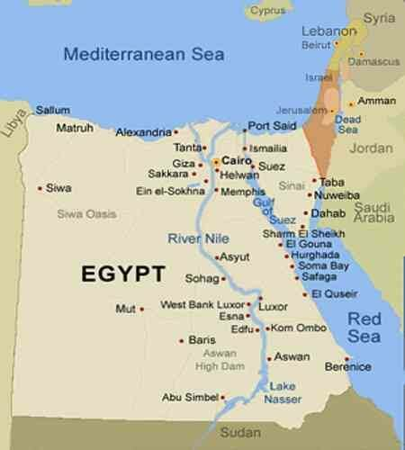 User submitted photo of Egypt