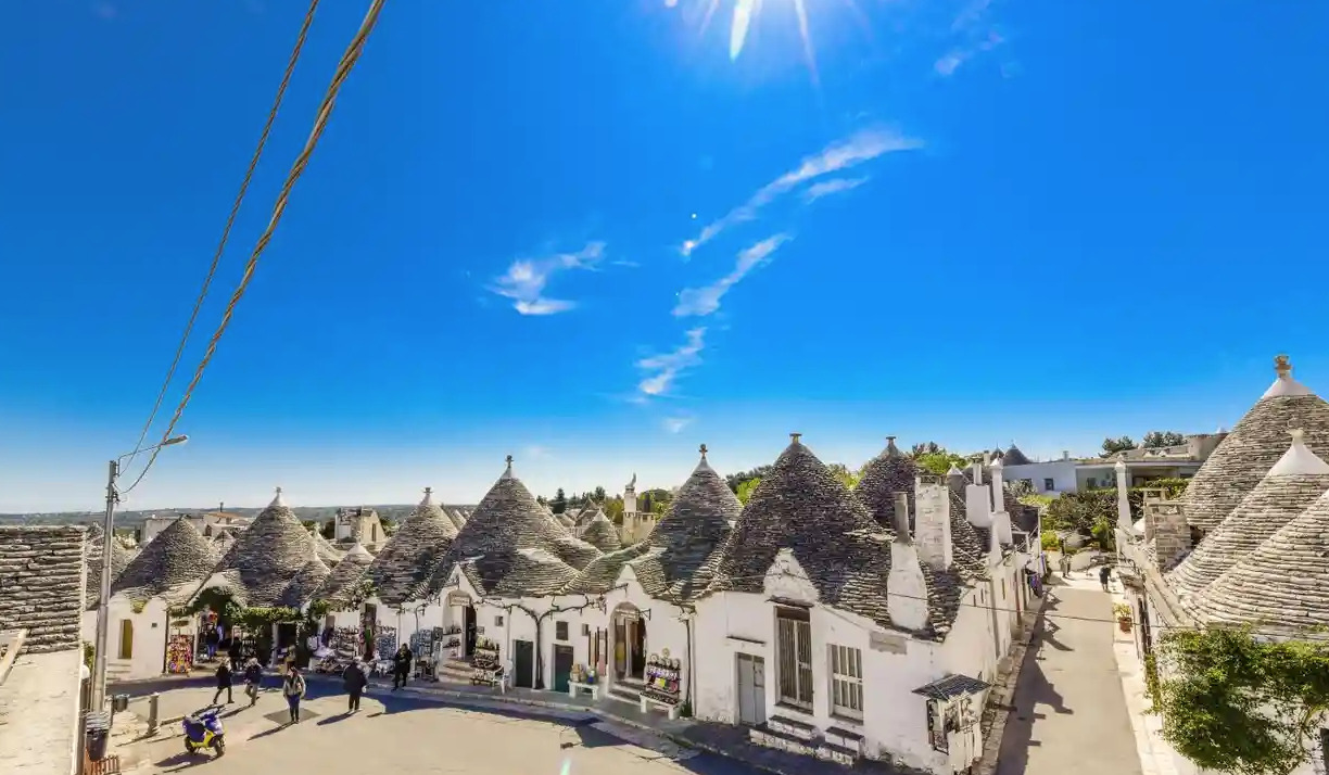 User submitted photo of Alberobello