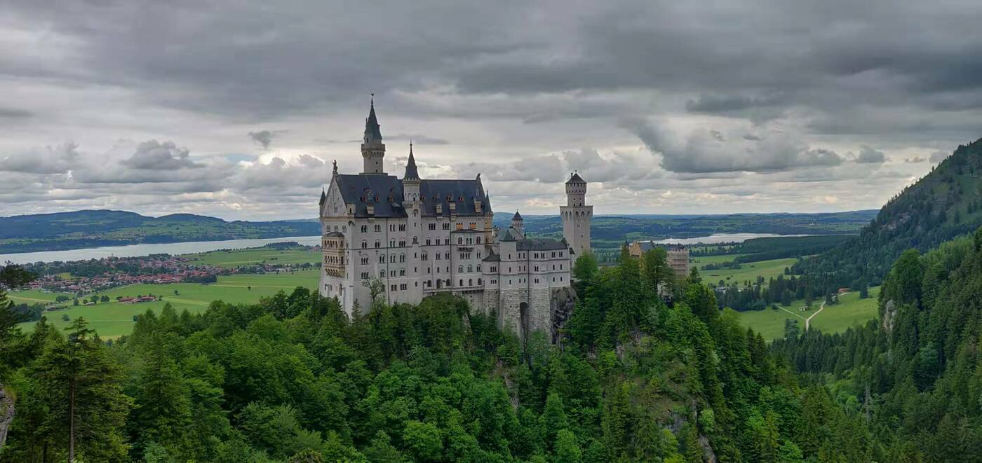 User submitted photo of Neuschwanstein Castle