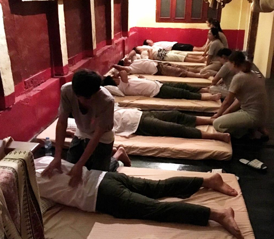 Cost Of Massage In Luang Prabang The Travel Brief