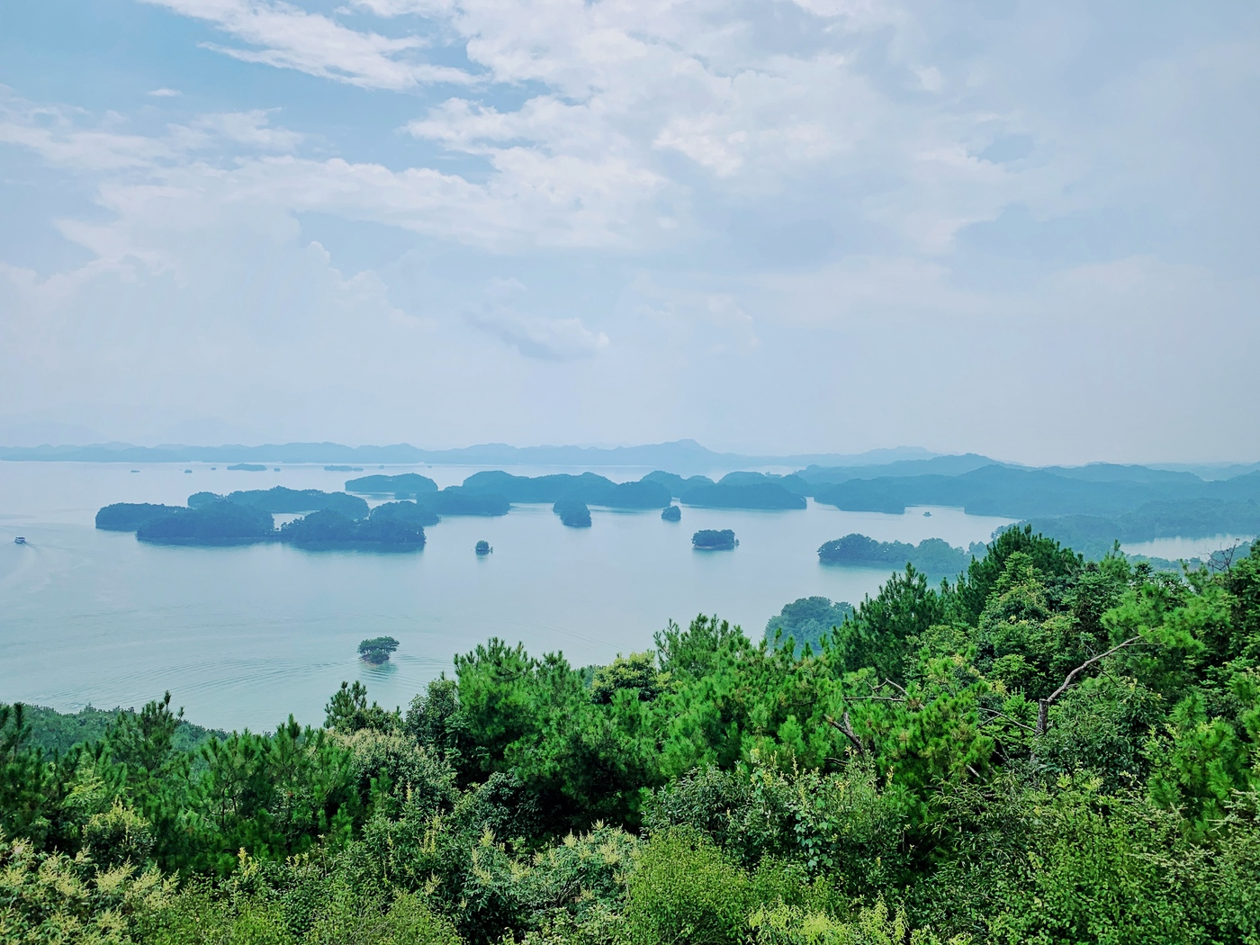 User submitted photo of Qiandao Lake