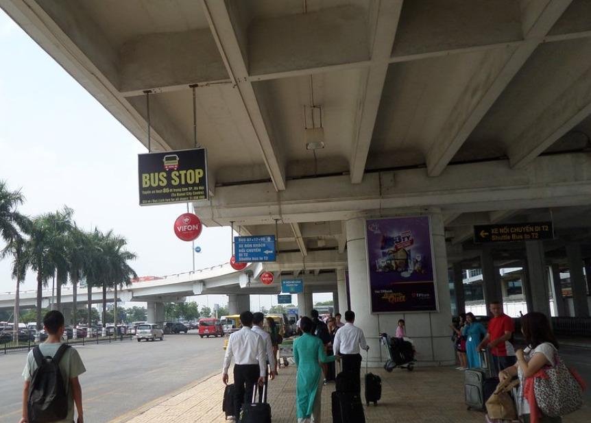 User submitted photo of Hanoi Noi Bai International Airport