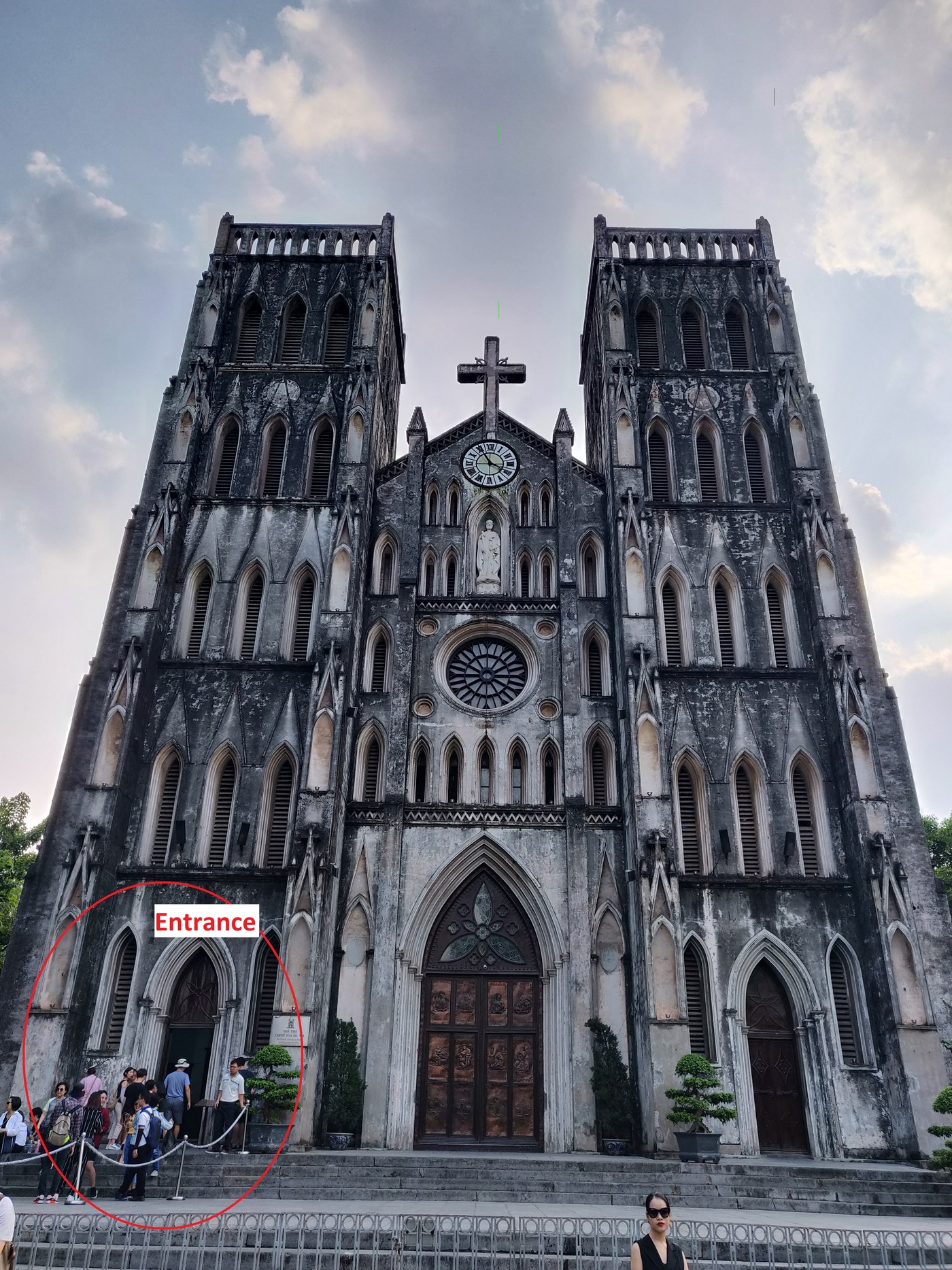 User submitted photo of St. Joseph's Cathedral