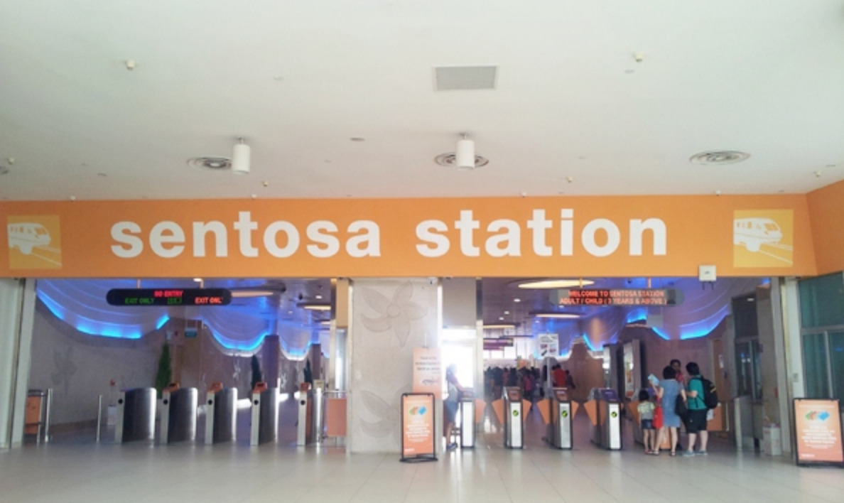 User submitted photo of Sentosa Island