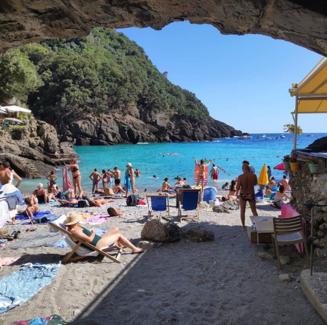 User submitted photo of San Fruttuoso