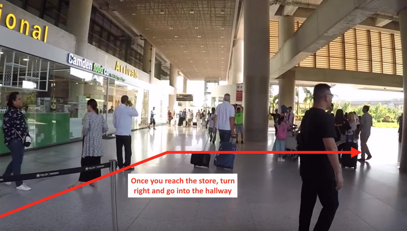 User submitted photo of Mactan–Cebu International Airport