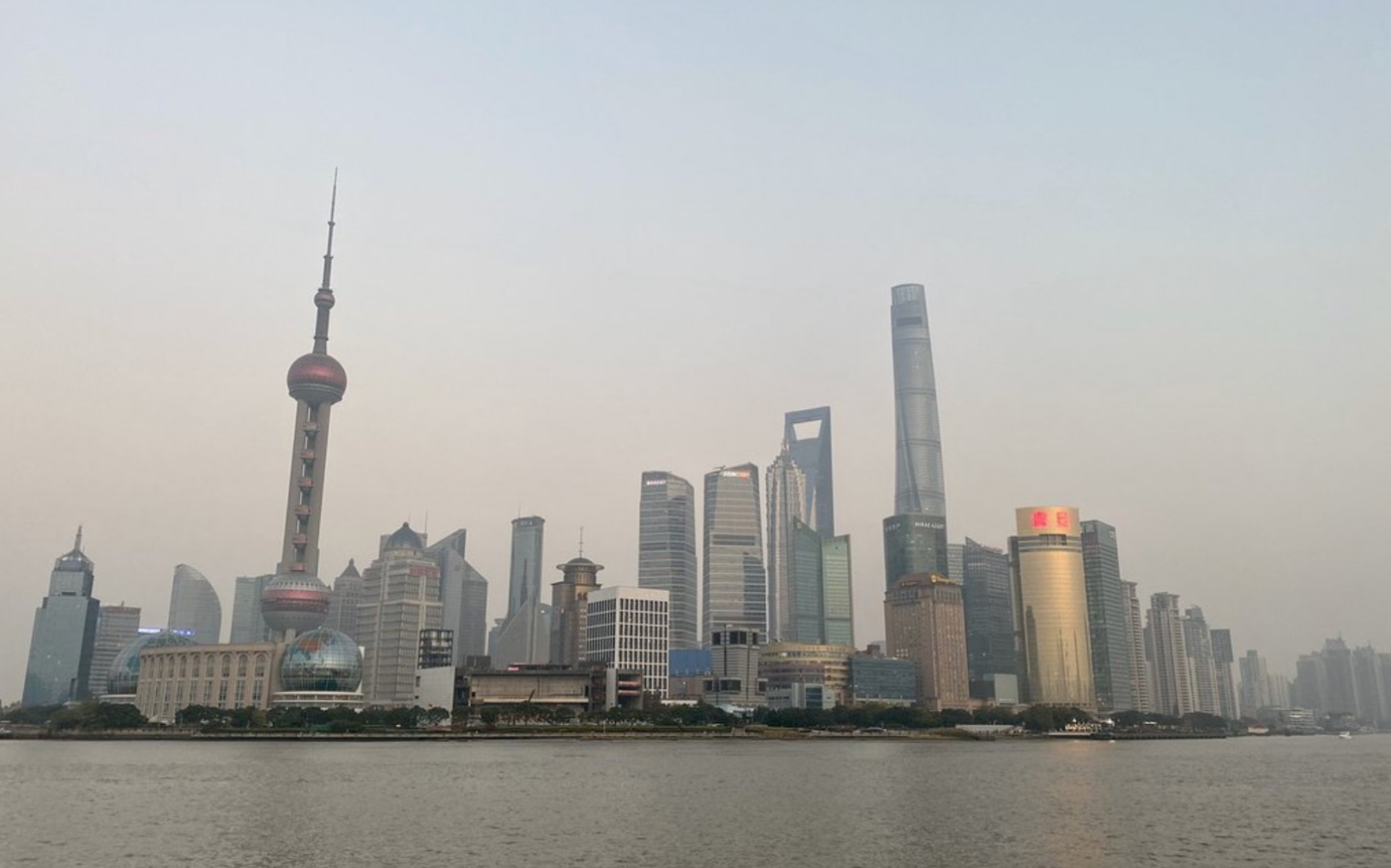 User submitted photo of The Bund