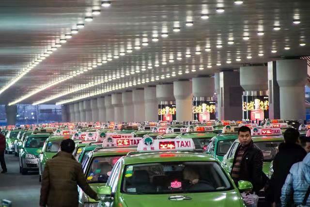 User submitted photo of Chengdu Shuangliu International Airport