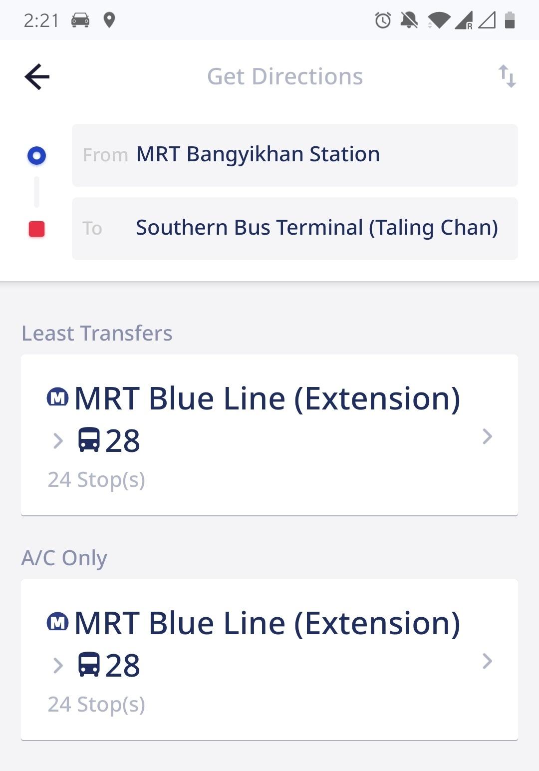 User submitted photo of Bangkok Southern Bus Terminal (Sai Tai Mai)
