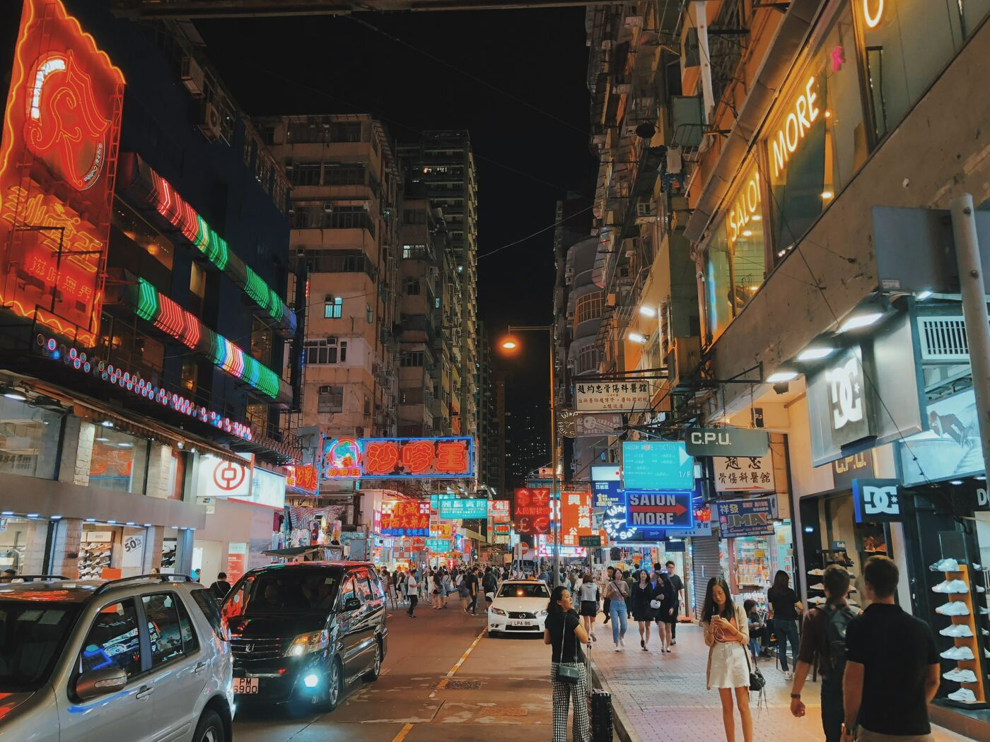 User submitted photo of Hong Kong