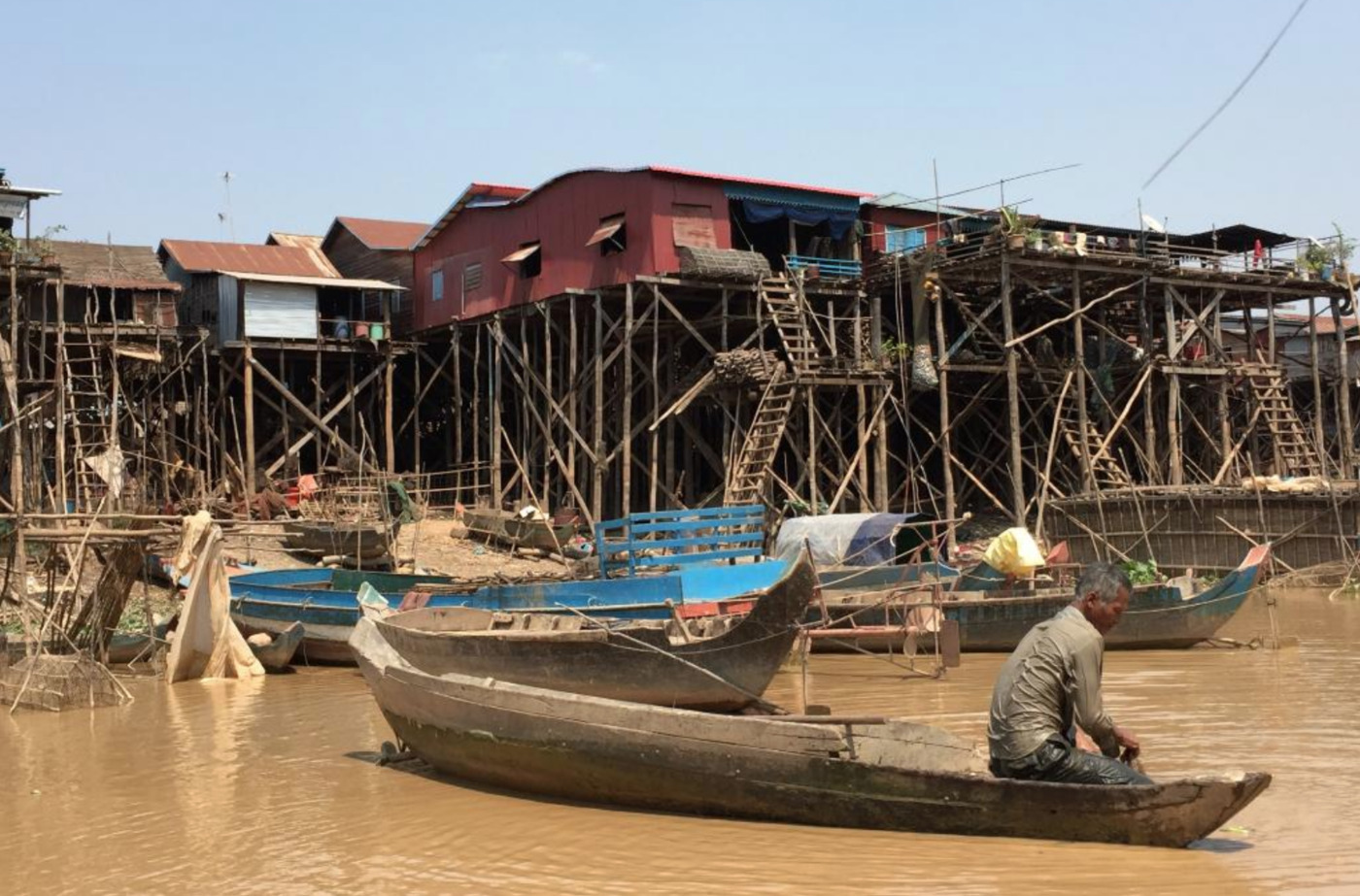 User submitted photo of Tonlé Sap Lake