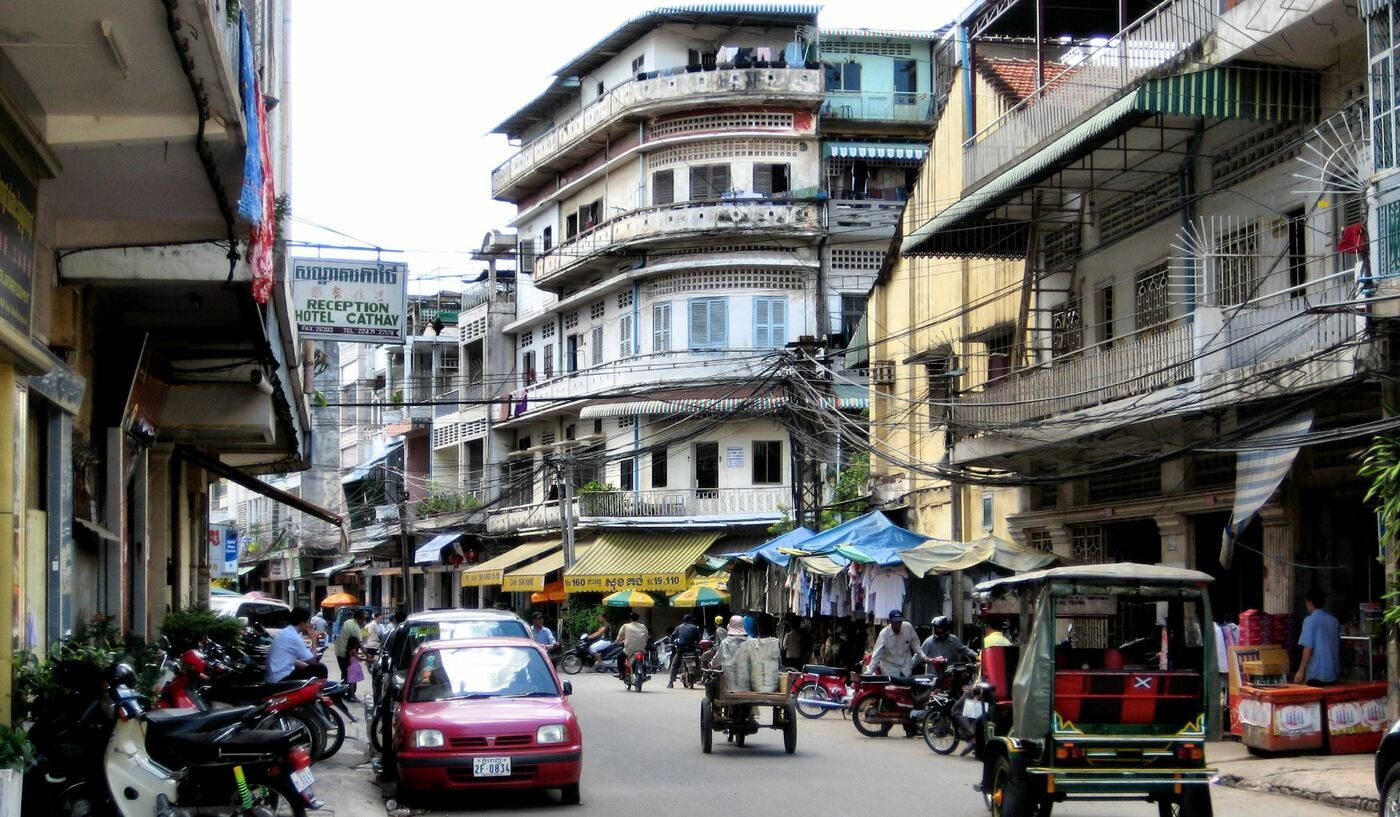 User submitted photo of Phnom Penh