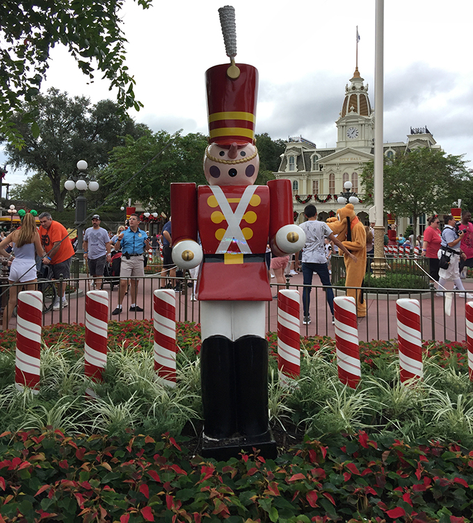 The Magic Kingdom Is Decked Out for the Holidays