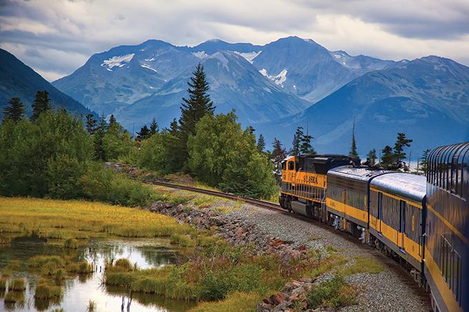 Sightseeing in the Alaskan Frontier