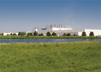 Subaru Plant in Lafayette, IN