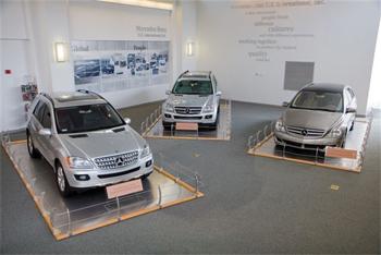 Mercedes-Benz U.S. International
