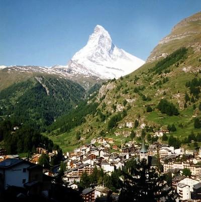 Zermatt, Zermatt