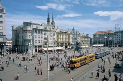 Zagreb, Zagreb