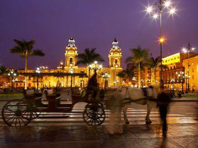 Lima (Peru), Lima