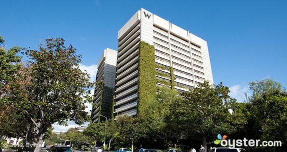 The W Hotel Los Angeles - Westwood
