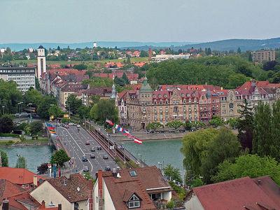 Konstanz, Konstanz