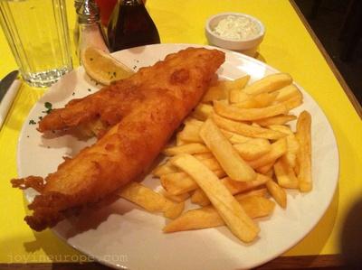 The Golden Union Fish Bar