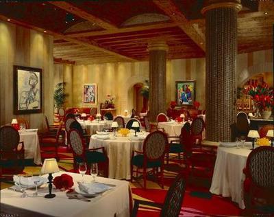 Picasso Restaurant, Bellagio