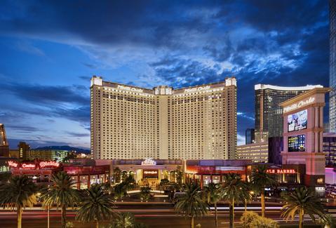 Monte Carlo Resort and Casino, Hotel and Casino