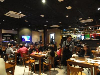 Restaurante Coco Bambu JK