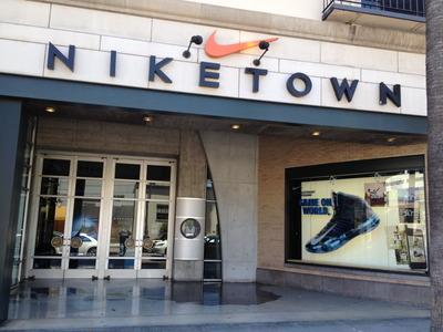 NikeTown Los Angeles