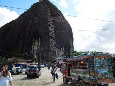 Rock of El Peñol