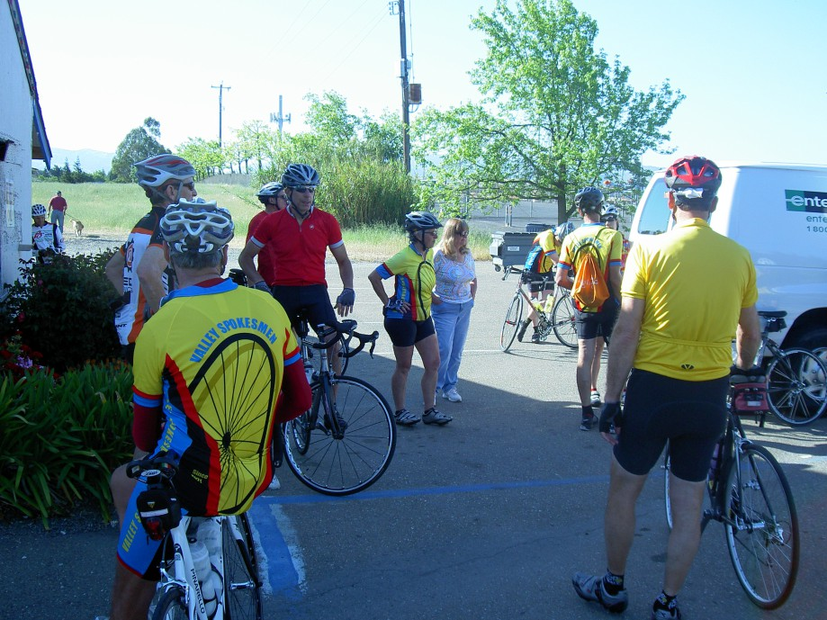Trip photo #5/39 Adding some more riders in Livermore