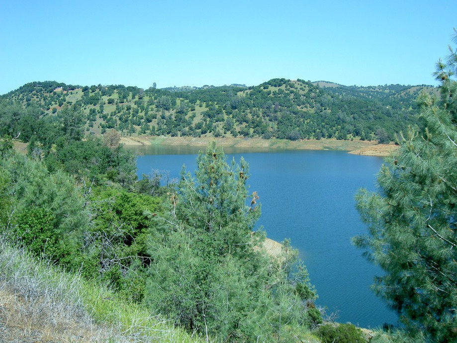 Trip photo #14/39 Don Pedro reservoir - very low this year