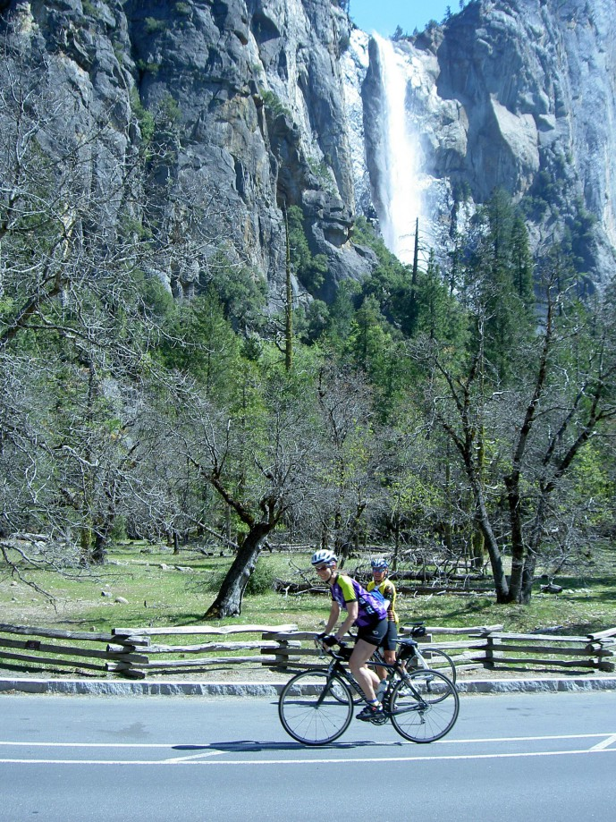 Trip photo #1/39 Passing Bridal Veil Falls - lost time stamp, so in wrong place on map