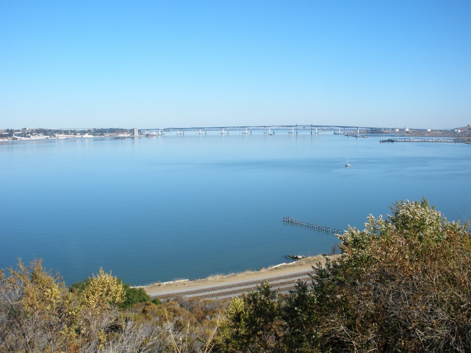 Trip photo #2/24 Benicia (I-680) bridge