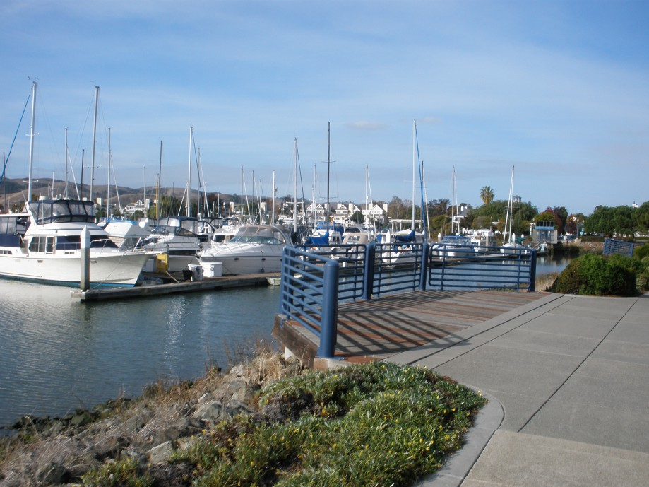 Trip photo #5/36 Benicia marina