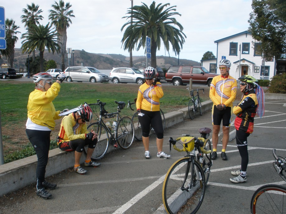 Trip photo #8/36 Start of the club ride