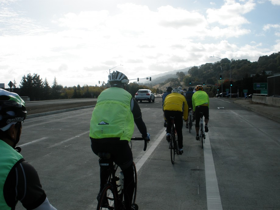 Trip photo #2/13 Crossing I-580