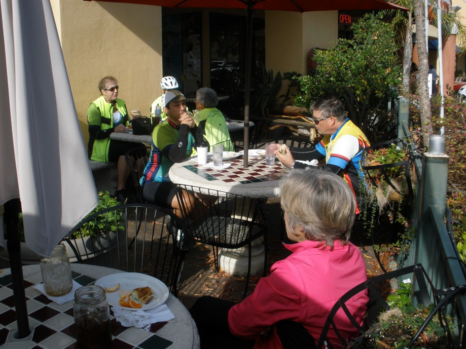 Trip photo #34/42 Lunch stop at Coffee Republic