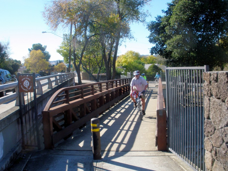 Trip photo #24/26 Iron Horse trail at Monument Blvd.