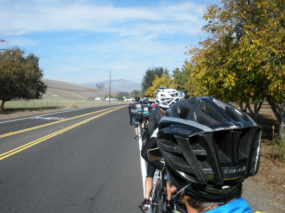 Trip photo #8/10 Police stop on Tassajara of another cycling group