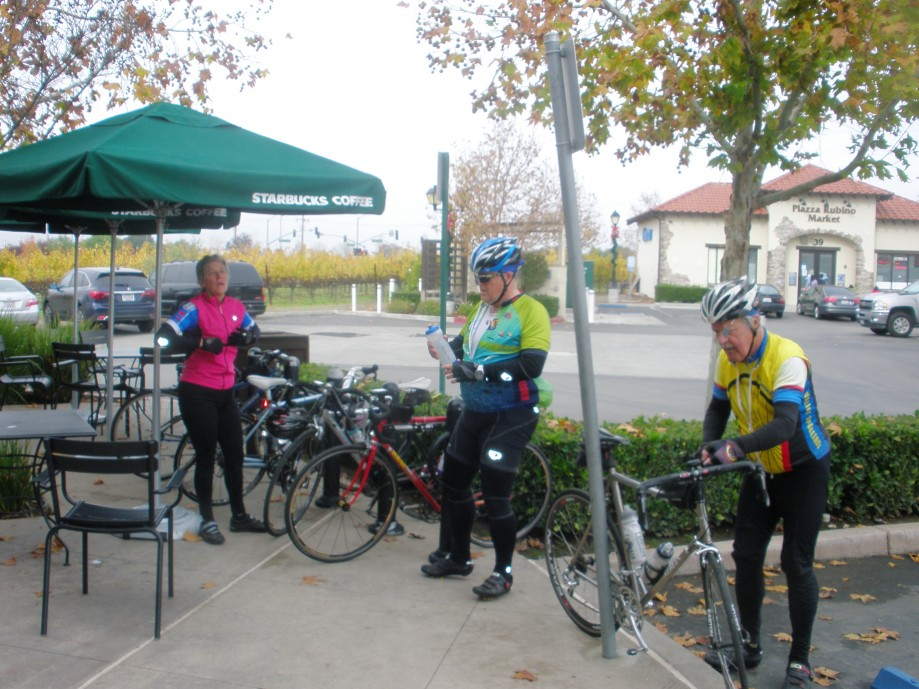 Trip photo #9/13 2nd Starbucks stop on Vineyard