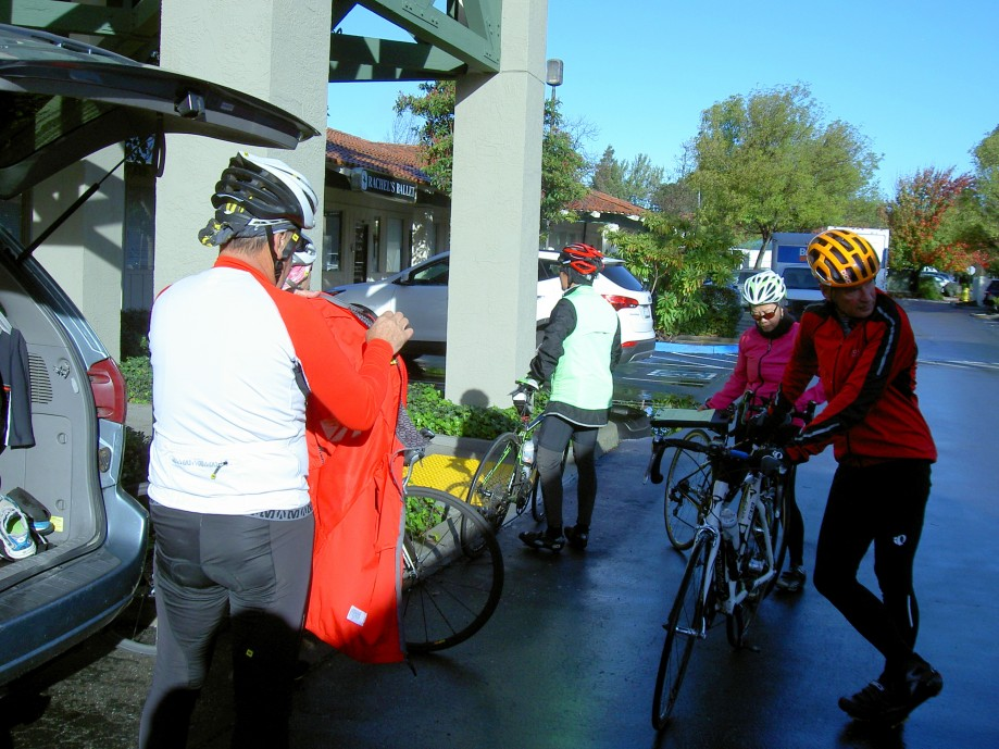 Trip photo #1/10 Ride start at Dublin location of Livermore Cyclery